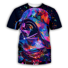 Men Clothing Star Wars Alessandro Pautasso artist casual tee shirts painting 3D Print zipper Hoodies portrait Soldier Sweatshirt