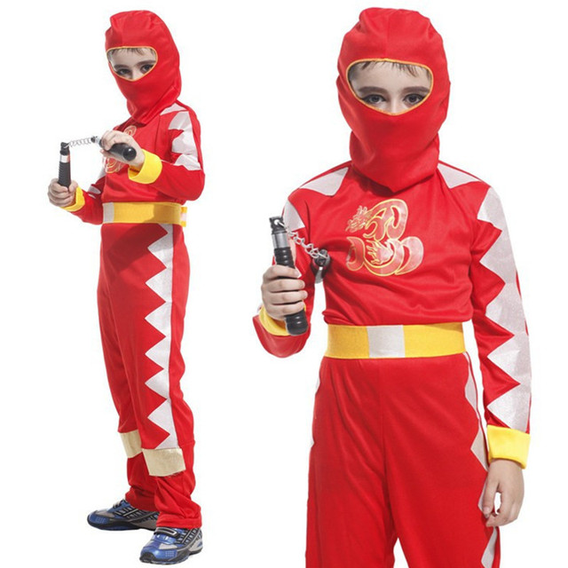 M~XL New Fancy Red Ninja Dragon Clan Cosplay Hallowean Carnival Dress Up Party Warrior  sc 1 st  AliExpress.com & M~XL New Fancy Red Ninja Dragon Clan Cosplay Hallowean Carnival ...