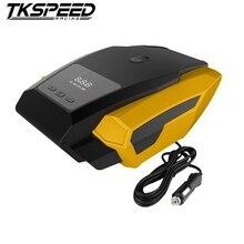 СВЕТОДИОДНЫЙ цифровой Дисплей воздушный компрессор Портативный насосы для автомобиля с ночной светильник 12V автомобильных шин быстро Электрический автомобильный насос