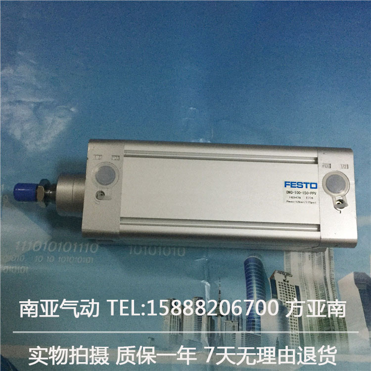 DNC-125-50-PPV-A FESTO standard cylinderDNC-125-50-PPV-A FESTO standard cylinder