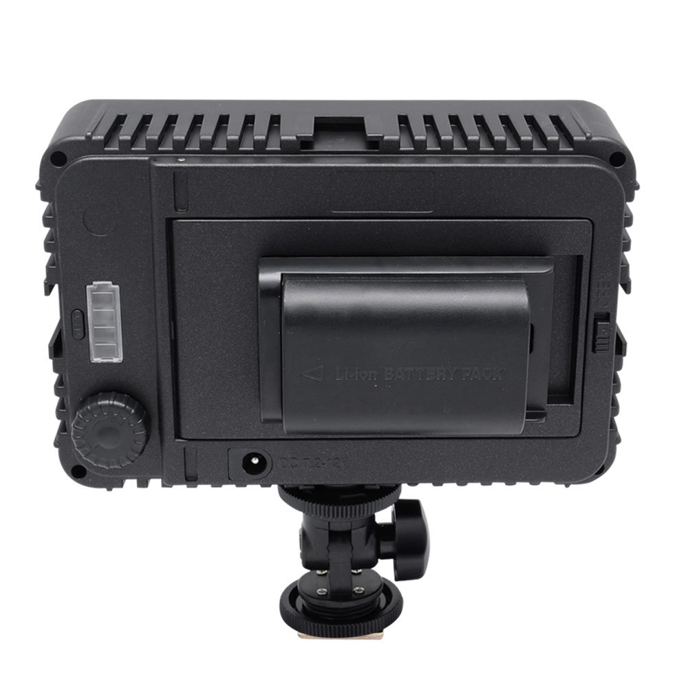 Mcoplus 198 LED - Kit de luz de video de ultra alta potencia para - Cámara y foto - foto 5