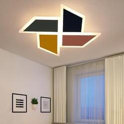 A85-220V светодиодный потолочных светильников в форме ветряной мельницы для Гостиная Lamparas де techo Спальня мальчиков комната потолочный