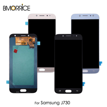 AMOLED/TFT For Samsung Galaxy J7 Pro 2017 J730 J730F J730M J730Y LCD Display Touch Screen Digitizer OEM OLED Assembly