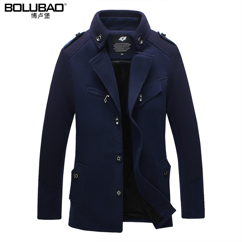 Mens Wool Dress Coat Promotion-Shop for Promotional Mens Wool ...