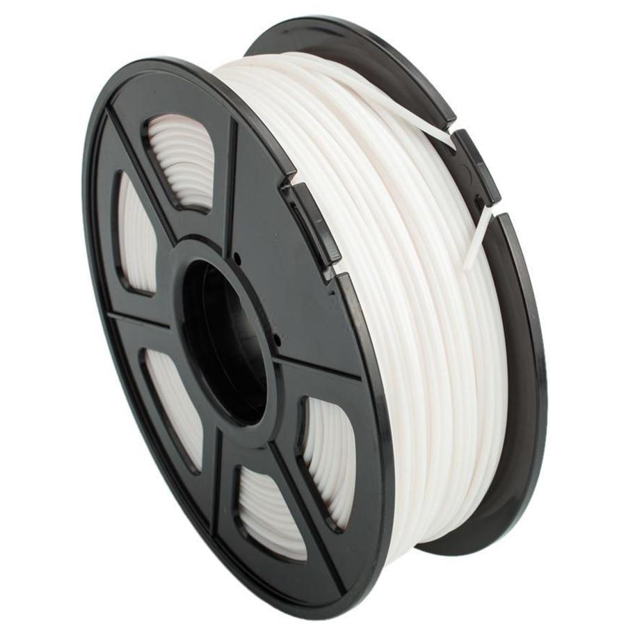 3D Printer Filament 1kg/2.2lb 3mm PLA Plastic for Mendel white tronxy 1 75mm pla filament for 3d printer