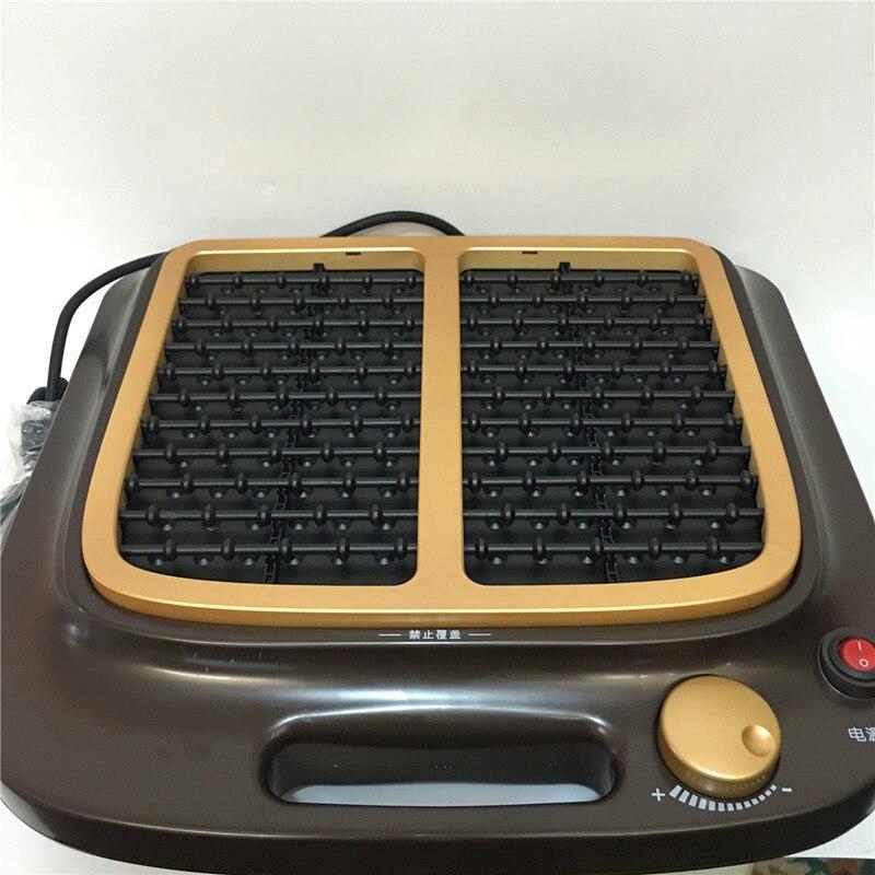 Chauffe-pieds chauffe-ménage chaude prévention bureau électrique chauffe-soins de santé de massage pied