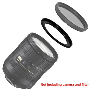 Image 5 - Just Now 40.5 43 46 49 52 55 58 62 67 Step Up Ring Filter Adapter for Camera Lens for Camera Filter(Over 100 Models to Choose)