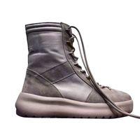 2017 Handmade New Arrival Season Boots Platform Famous Brand Army Mens Desert High Help Kanye West