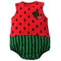 Brand Baby Bodysuits Summer Newborn Cotton Body Baby Sleeveless Boys Girls Clothes 6 Color