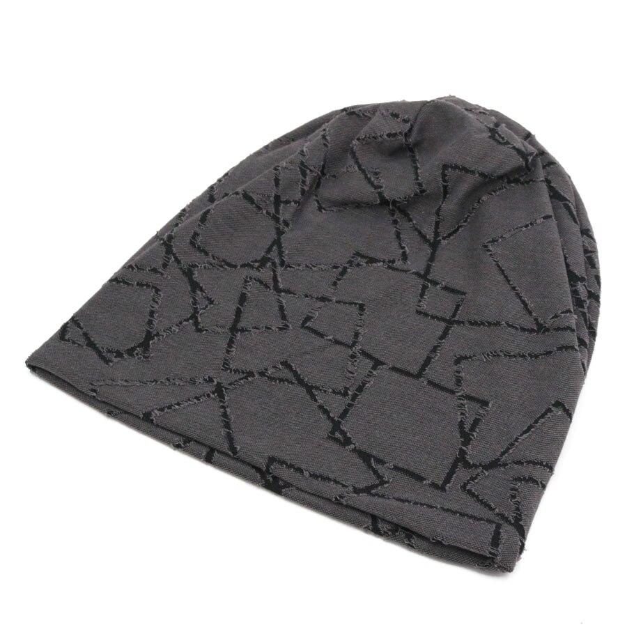 9c3d4f73725c8 Compre Skullies Gorros Sombreros Primavera Otoño Mujeres Hombres ...