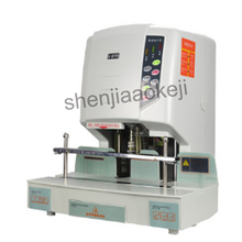 laser positioning automatic punching hot riveting binding machine U-DY50 financial binding machine punching pressure machine