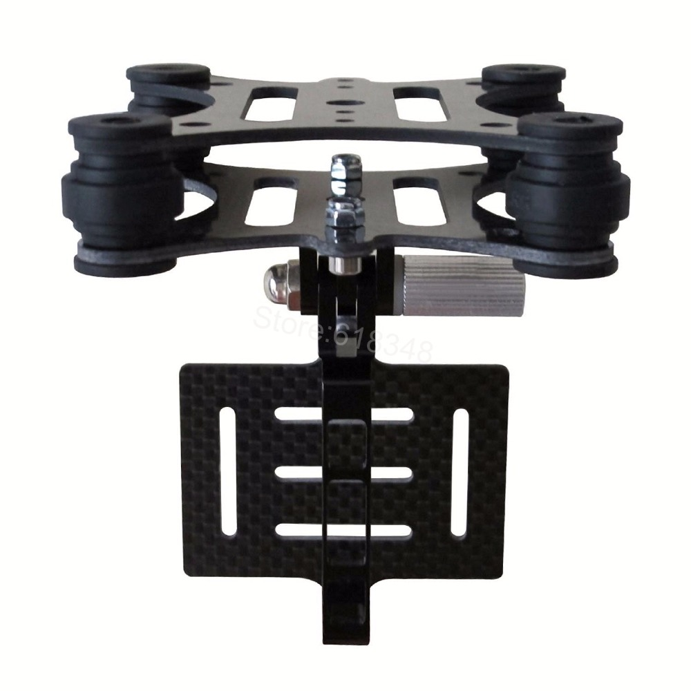 Camera Vibration Damper : Fpv camera mount gimbal anti vibration plate dampener for