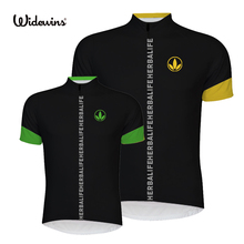 HERBALIFE 2017 Cycling Jersey green Bike Wear Breathable Bicycle Healthy Clothing Riding Clothes Sports 6512