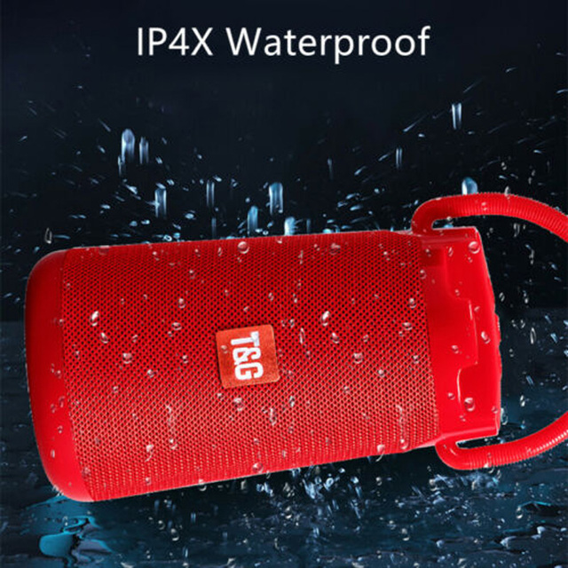 30W outdoor waterproof portable Bluetooth speaker 6