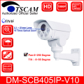 TSCAM new DM-SCB405IP-V10 HD 1080P 2.0MP IP Camera  10X Optical Zoom Mini IR Night Vision PTZ Security camera P2P  Free shipping