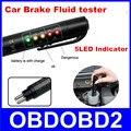 Auto Carro de Teste De Líquido Fluido de Freio Testador Check Car Crake Display LED Indicador Da Qualidade do Óleo Para O Cuidado de Carro