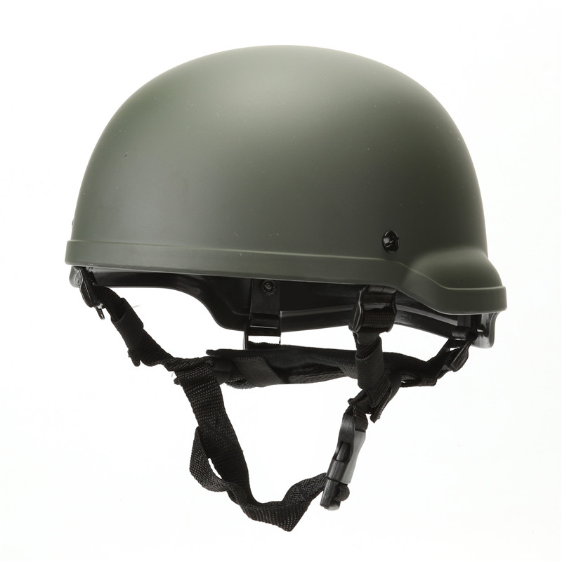 Security Tactical Protective Helmet ABS Army Military CS Helmet Outdoor Sports Riding Climbing Helmet  Self Defense Supplies