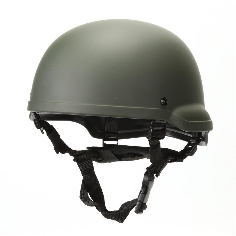 Security Tactical Protective Helmet ABS Army Military CS Helmet Outdoor Sports Riding Climbing Helmet  Self Defense Supplies