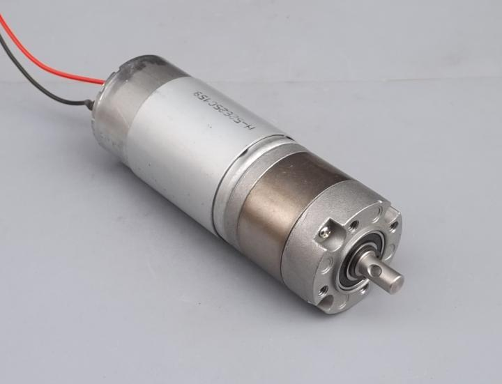 1PCS Metal 555 Planetary Gear Motor 12V-24V DC Reduction Motors High Torque Low Noise Permanent Magnet Decelerate Model Motors new arrival top selling 555 metal gear motors 3v 6v 12v 24v dc gear 10 20 40 80 rpm motor high torque and low noise