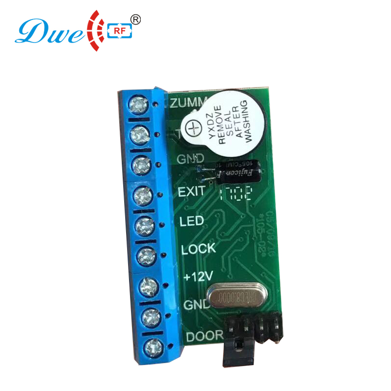 Free shipping standalone mini access controller with buzzer for access control system double sided turnstile for access control system catracas tourniquetes