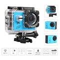 Action camera deportiva Video CAmera Ultra HD 4K WiFi 1080P 60fps 2.0 LCD 170D sport go waterproof pro camera Fotografica Cam