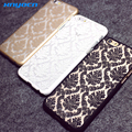 Retro Vintage Print Pattern Henna Floral Paisley Mandala Palace Flower Phone Case Cover For iPhone 5 5G 5S 5C 6 6G 6S 6Plus 5.5