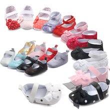 Детские первые ходунки милые туфли из искусственной кожи для