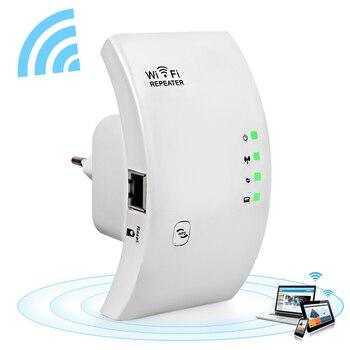 Répéteur Wifi sans fil prolongateur de portée Wifi 300Mbps réseau amplificateur Wifi amplificateur Signal répéteur Point d'accès Wifi