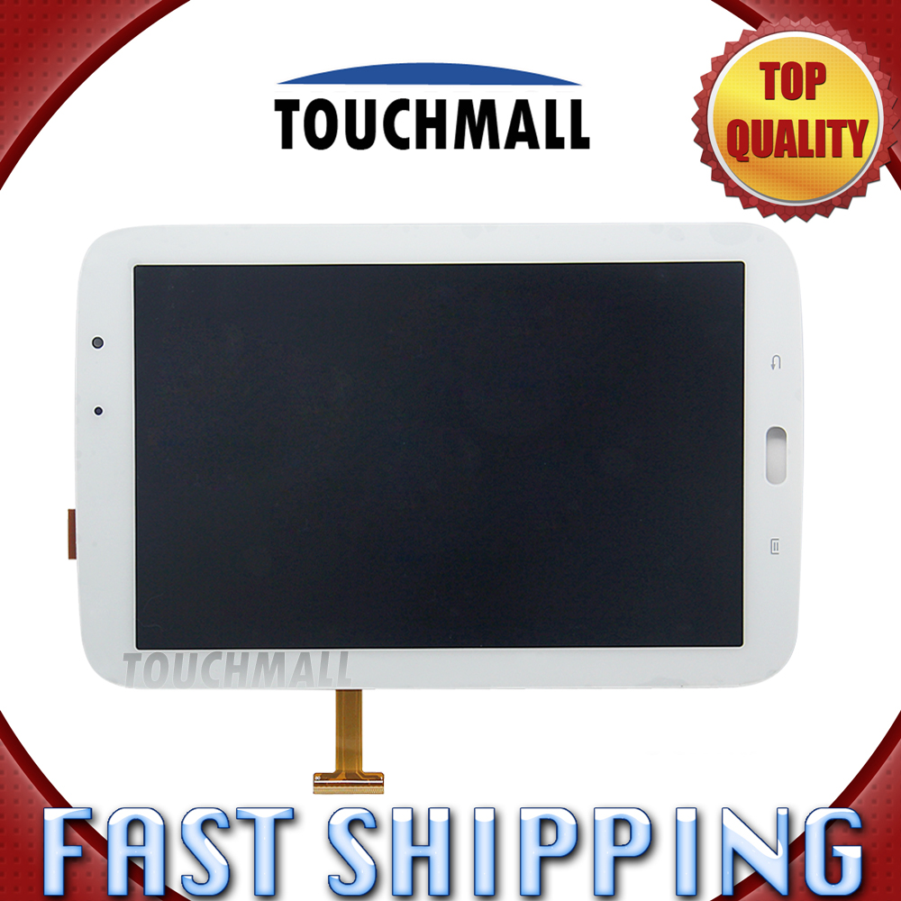 For New LCD Display Touch Screen Assembly Replacement Samsung Galaxy Note 8.0 GT-N5110 N5110 Wifi Black White Free Shipping 100% brand new lcd digitizer touch screen display assembly for samsung galaxy note 4 n910 n910a n910v n910p n910t black or white