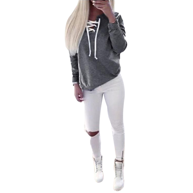 Long Sleeve Harajuku Casual Pullover Sweatshirt