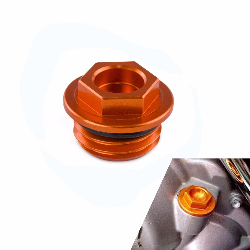 CNC Oil Filler Cap Plug For KTM 640 660 690 1290 Duke Adventure Enduro SuperDuke SMC SMR SMT