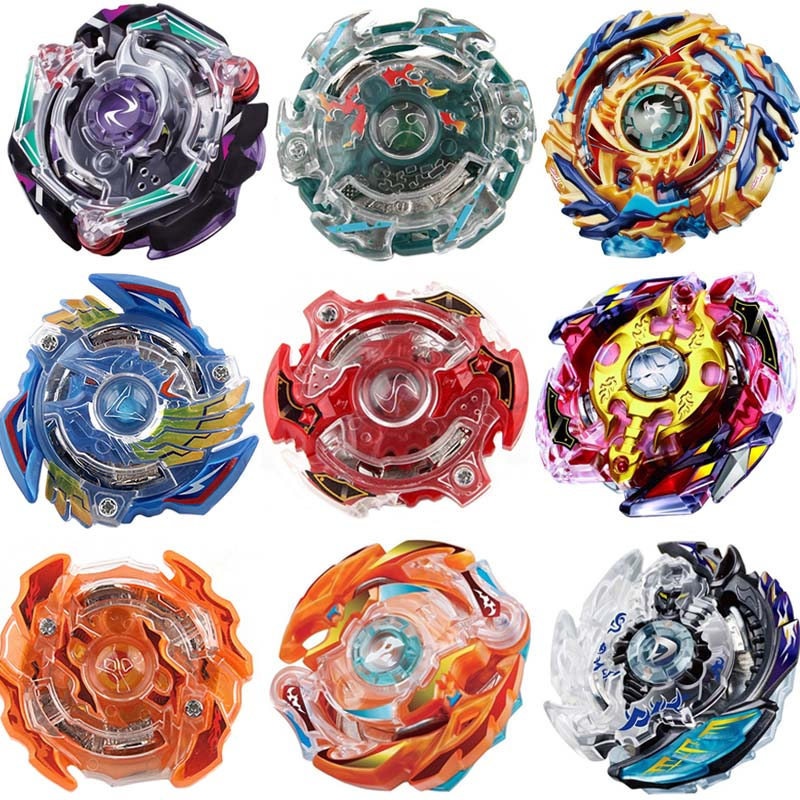 nouvelle toupie beyblade burst 3056 b 35 avec lanceur et bo te d 39 origine en m tal en plastique. Black Bedroom Furniture Sets. Home Design Ideas