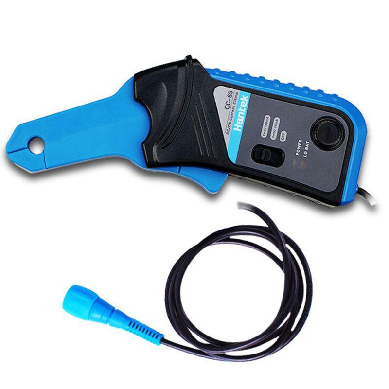 CC-65 DC/AC courant pince mètre testeur universel ampèremètre 65A/20 KHZ test de courant pour voiture
