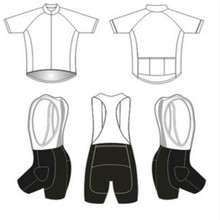 Custom Cycling Jersey with Reflective Zipper Pocket Short & Long Sleeve Pro Team Road Mountain Bike MTB Bicycle Clothing Set