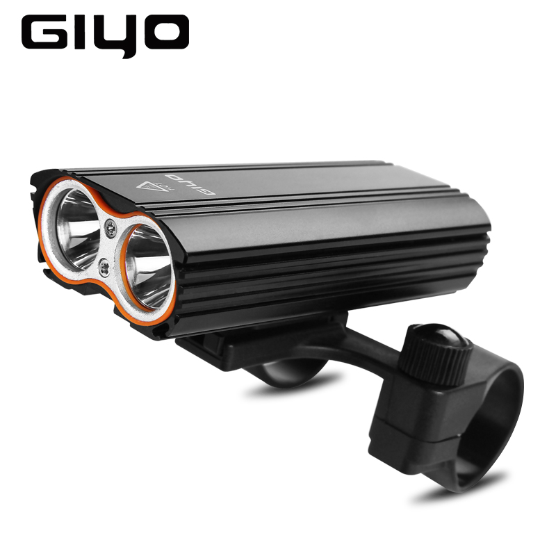 For Bicycle Head Light Front Handlebar Lamp Flashlight Waterproof Light 3 Modes