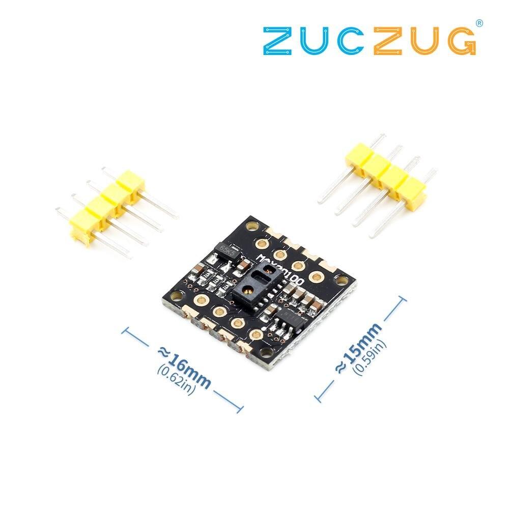 MAX30100 датчик оксиметрии сердечного ритма модуль датчик сердечного ритма пробоя ультра-низкое энергопотребление для Arduino