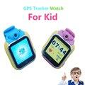 Новые детские Часы Дети GPS Трекер Smart Watch Q730 GPRS GPS локатор Smartwatch S0S Детские Часы с Камеры PK Q50 Q90 b0