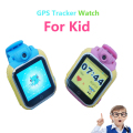 New Children's Watch Kids GPS Tracker Smart Watch Q730 GPRS GPS Locator Smartwatch S0S Baby Watch with Camera PK Q50 Q90 b0
