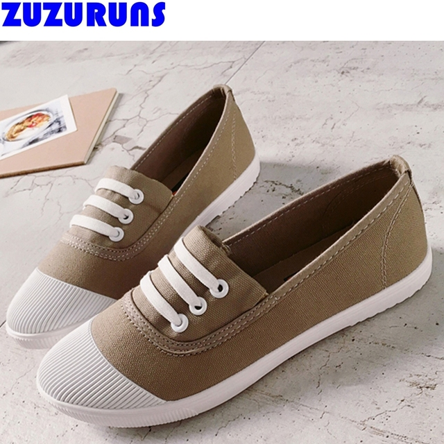 fashion women cloth upper flat board shoes ladies canvas tenis trainers shoes women low top brand designer shoes sapatos 162m