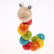 Colorful Wooden font b Toys b font Blocks Baby font b Toys b font for Children