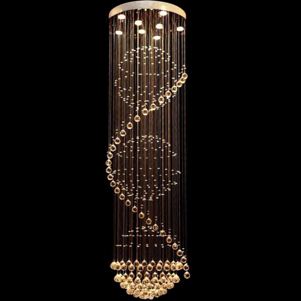 Acquista all'ingrosso Online lampadario di cristallo all&#39 ...