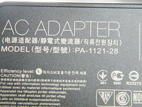 Ноутбук адаптер переменного тока Питание Зарядное устройство для ASUS ADP-120RH B/PA-1121-28 A15-120P1A N750 N500 G50 N53S N55 19V 6.32A