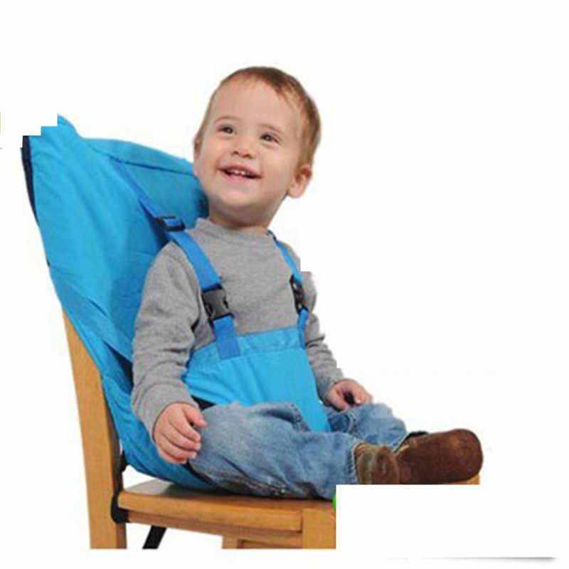Draagbare Kindje Eetkamerstoel Riem Kindje Multifunctionele Seat Cover Vouwwagen Bont Bekleding Auto Bekleding Universele