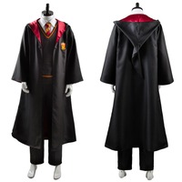 Ron Weasley Gryffindor Costume School Uniform Cosplay Costume Robe Outfit Halloween Carnival Costumes
