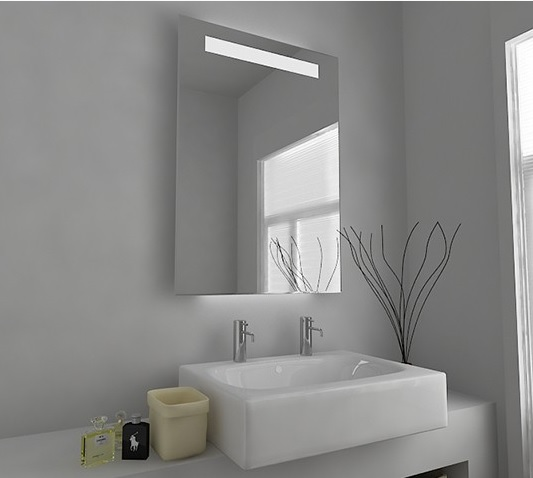New Mirror Defogger And Bathroom Demister Anti Fog For Fogless Bathroom  Mirror With Led Light In Bath Mirrors From Home Improvement On  Aliexpress.com ...