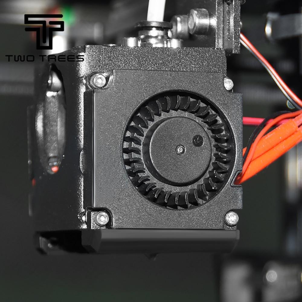 3d принтер воздушный направляющий турбинный вентилятор 5 В/12 В/24 В 40*10 мм 4010 гидравлический подшипник удар радиальный экструдер Вентилятор охлаждения турбо вентилятор и 2P провод