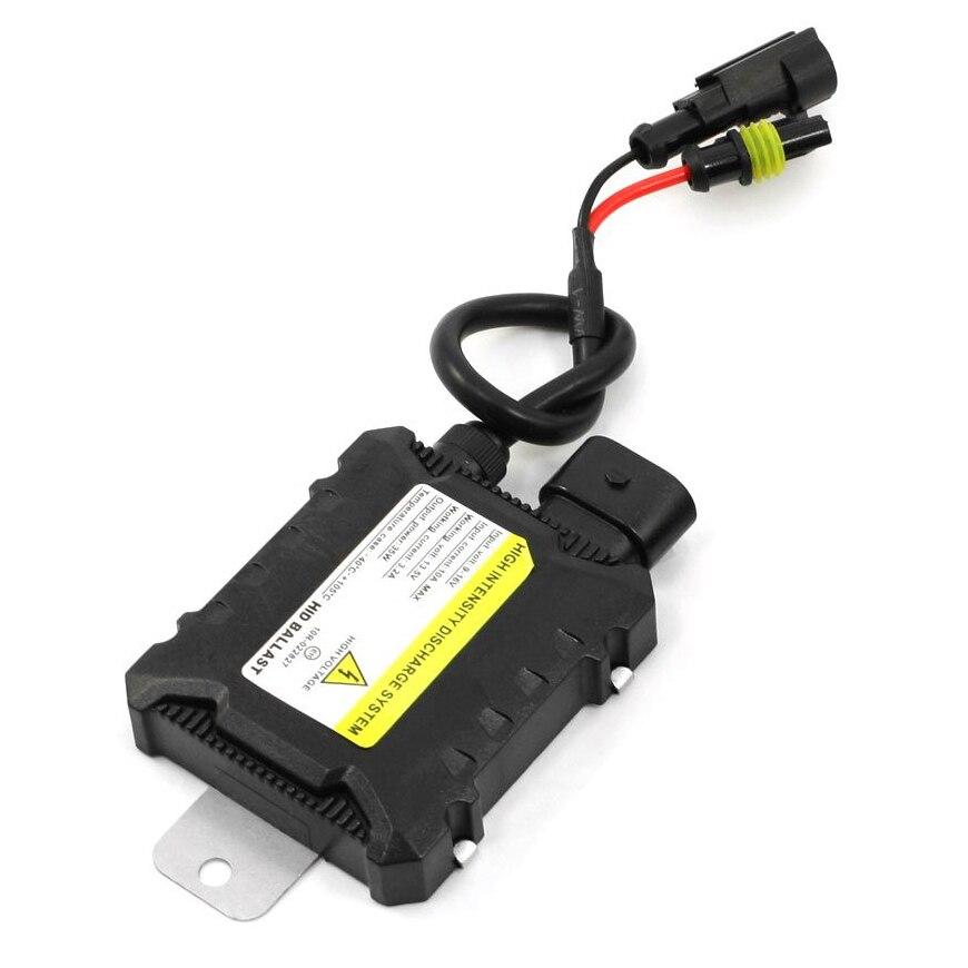 MOCC Par de Coches HID Xenon Lastre Mini 35 W 10A 12 V para H1 H3 H7 H8 H9 H10