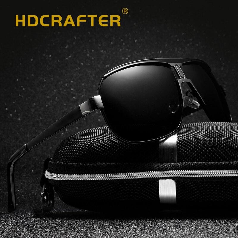 sunglasses men 2019 polarized pilot uv400 fashion driving sun glasses for male gafas de sol hombres vintage eyewear