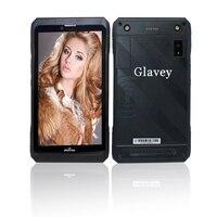 Glavey 7 inç Tablet MTK6582 Quad Core 3G GSM Andriod 4.4 telefon görüşmesi ile Çift Kameralar Bluetooth Wifi FM Tablet PC