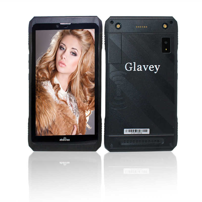 Glavey 7 inch Tablet MTK6582 Quad Core 3G GSM Andriod 4.4 telefoontje Dual Camera met Bluetooth Wifi FM tablet PC
